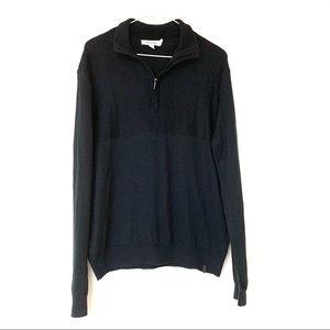 Calvin Klein Merino Wool Acrylic Blend Sweater -M